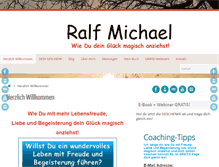 Tablet Preview of 0731-coaching.de